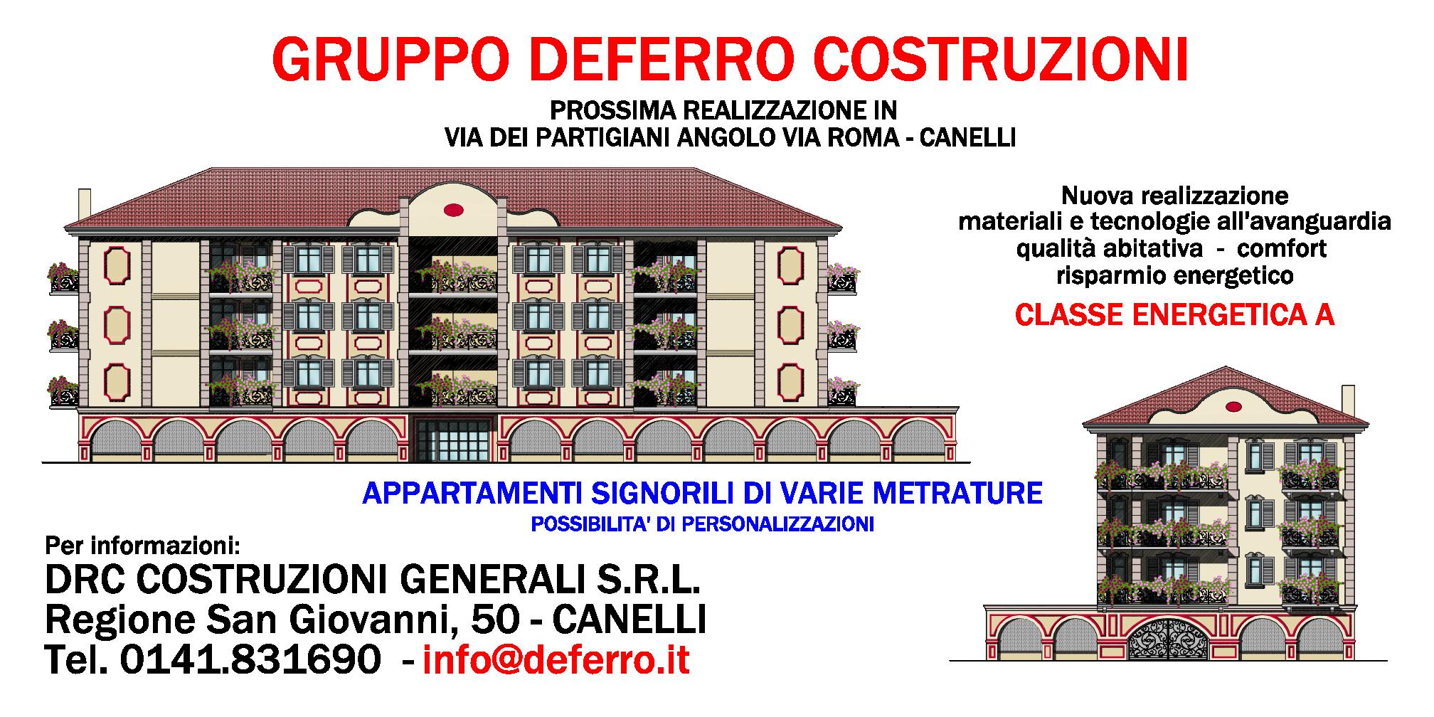 Canelli (AT) – Via Roma 72