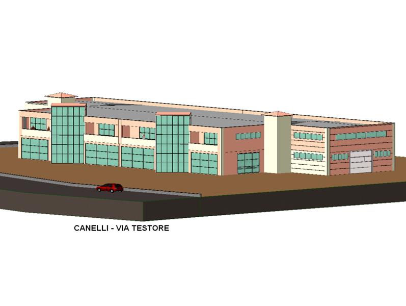 Canelli (AT)  – Via P. Testore 74